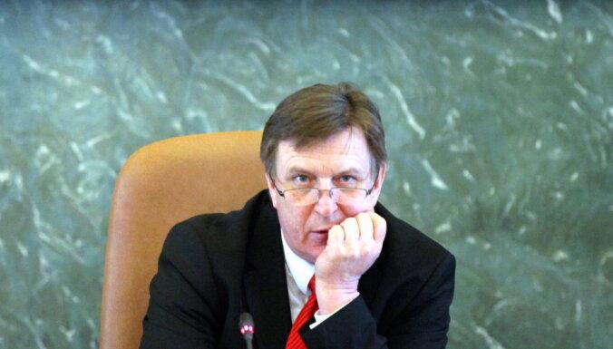 """Кучинскис пообещал Терезе Мэй следить за тем, чтобы """"брекзит"""" не нарушил права живущих там латвийцев"""