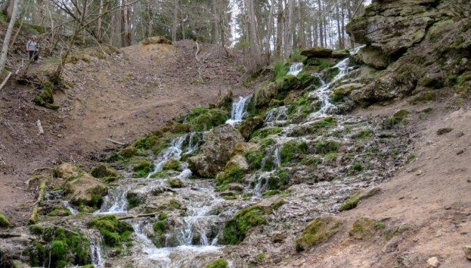 Великолепные латвийские водопады, которые стоит посмотреть этой весной