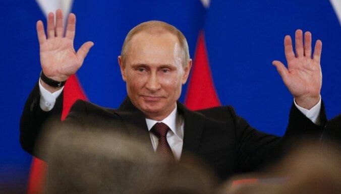 Путин приступил к реализации предложений, озвученных в Послании