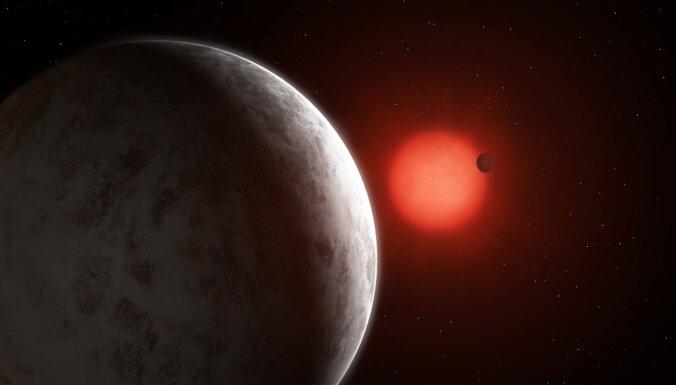 Astronomu interesi piesaista citplanētu sistēma tepat 'kaimiņos'