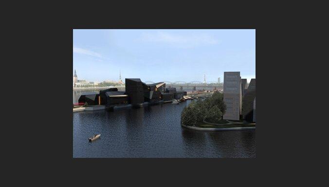 Līgums par Rīgas koncertzāles projektēšanu bijis noslēgts atbilstoši valdības lemtajam