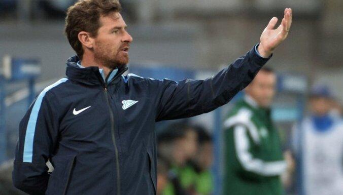 Head coach Andre Villas-Boas (Zenit)