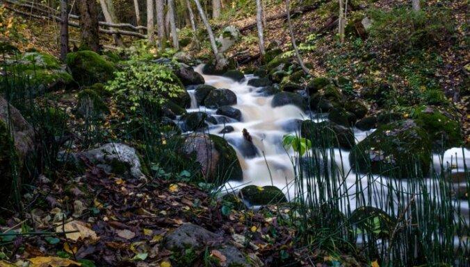 Ūdenskritumi un avoti Latvijā, ko vērts apciemot