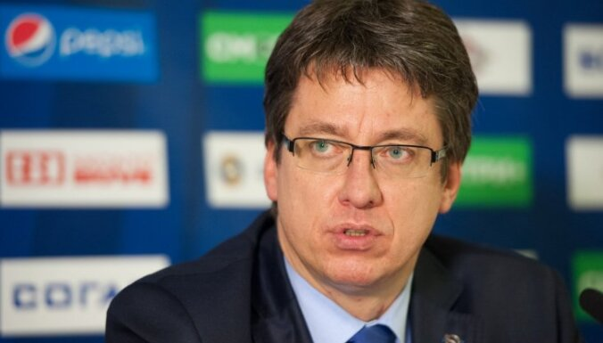 Vītoliņš nomaina Hārtliju un kļūst par Latvijas izlases galveno treneri