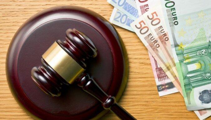 Latvijas pilsoņi Lietuvā izkrāpuši 8 miljonus eiro