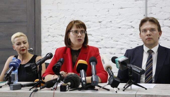 В Беларуси завели уголовное дело против Координационного совета