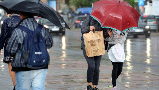 В четверг погода испортится, местами будет идти дождь