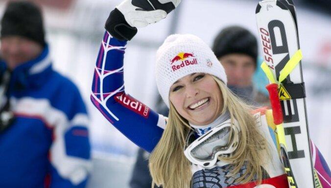 Американка Вонн в четвертый раз завоевала Кубок мира