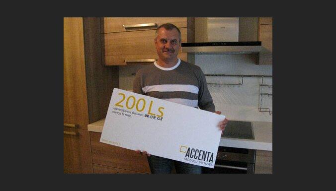 Завершился конкурс от производителя кухонной мебели ACCENTA!