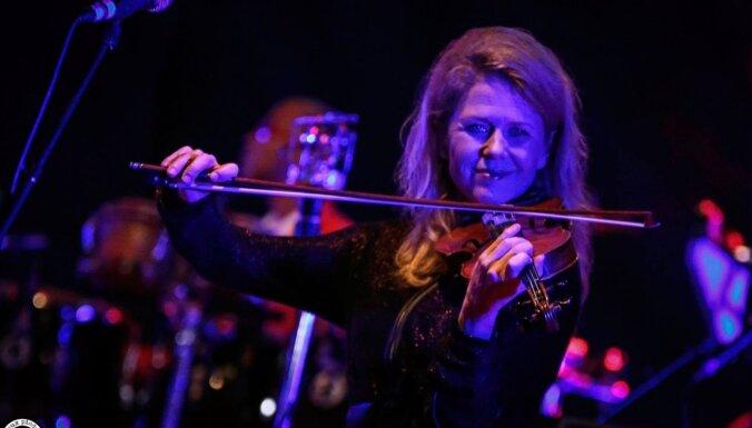 Ciklā 'Jūrmala Jazz' uzstāsies džeza vijolniece Line Kruse
