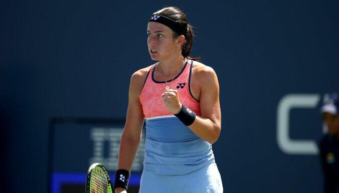 Sevastova pēc 'US Open' saglabā vietu pasaules ranga TOP 20