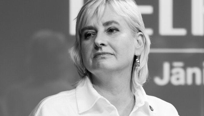 Mūžībā devusies Saeimas deputāte un bijusī KNAB priekšnieka vietniece Juta Strīķe