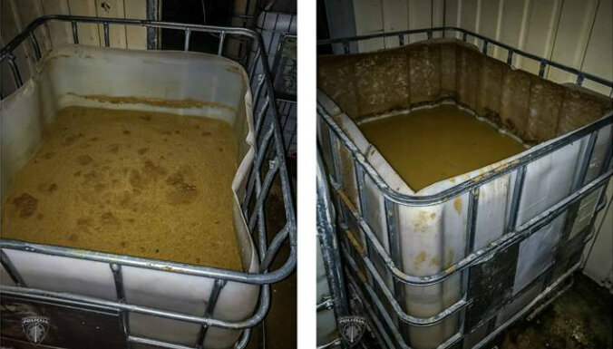 В Кемери раскрыто крупное производство самогона