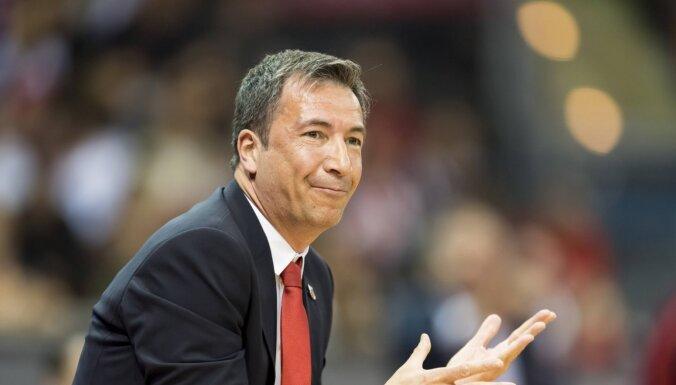 Latvijas basketbola izlases trenera amata favorīts – pieredzējis Eirolīgas speciālists