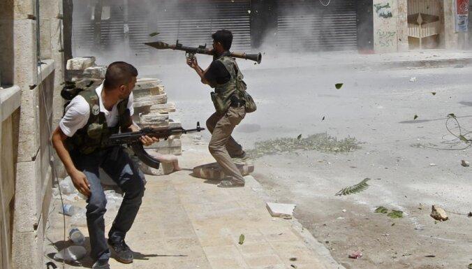 В Сирии отключены интернет и телефонная связь