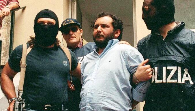 Itālijā atbrīvots bijušais mafijas boss Džovanni Bruska