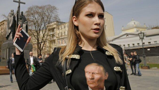 Более половины россиян хотят Путина во главе страны и после 2024 года