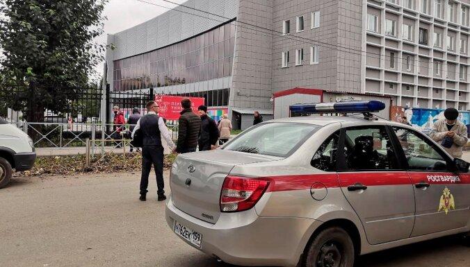 В Перми 18-летний студент устроил стрельбу в университете: убиты шесть человек