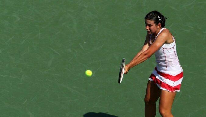 Sevastova šī gada pirmajā WTA rangā saglabā 98.pozīciju