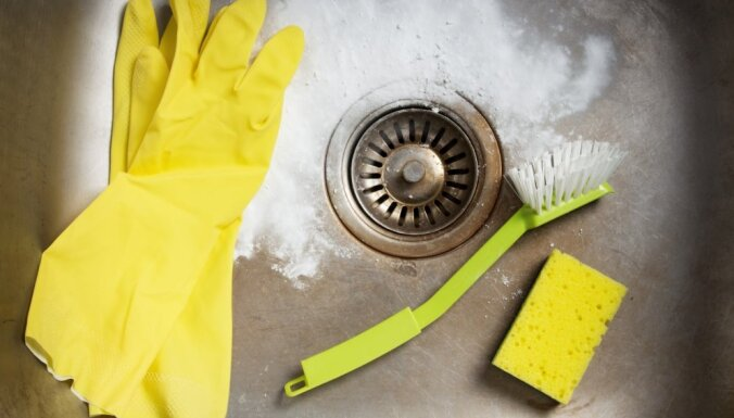 Sasmakusi izlietne virtuvē - kā to novērst?