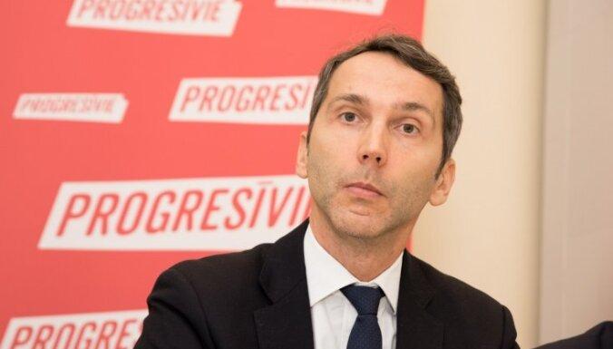 Партия ''Прогрессивные'' выдвинула кандидатом в премьеры Роберта Путниса