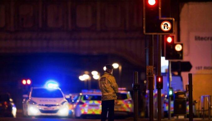 Теракт в арене Манчестера пережила школьница из Латвии