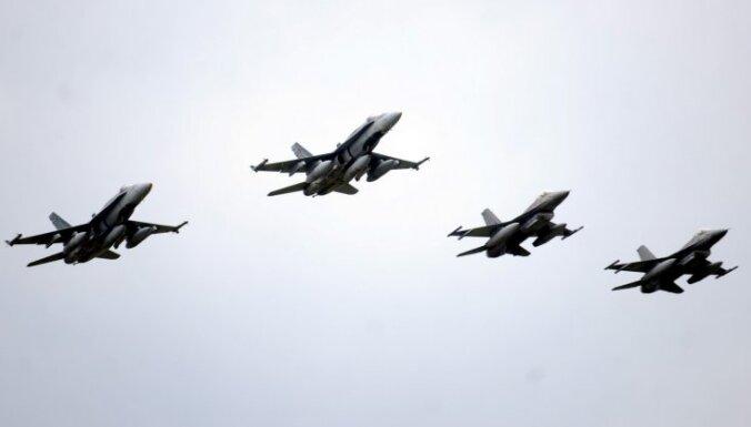 Патрульные самолеты НАТО зафиксировали вблизи Латвии военный транспортник РФ