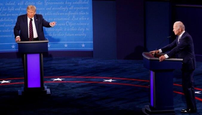 Результаты выборов президента США: как могут выиграть Байден и Трамп