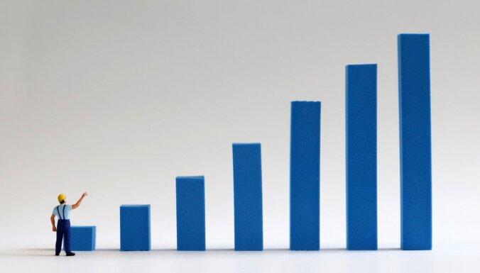 Исследование: зарплаты в Латвии растут быстрее, чем прогнозировалось