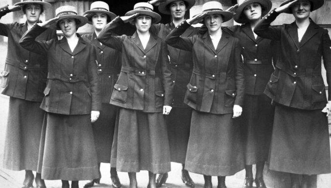 Pirmā pasaules kara neizdzēšamais nospiedums: emancipācija, darba duna un vienkārša mode