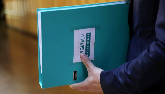 Vienā no konkurējošām 'KPV LV' biedru sapulcēm nobalso par pašreizējās partijas valdes atsaukšanu