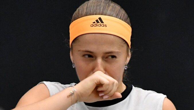 Алена Остапенко вернула себе звание первой ракетки Латвии
