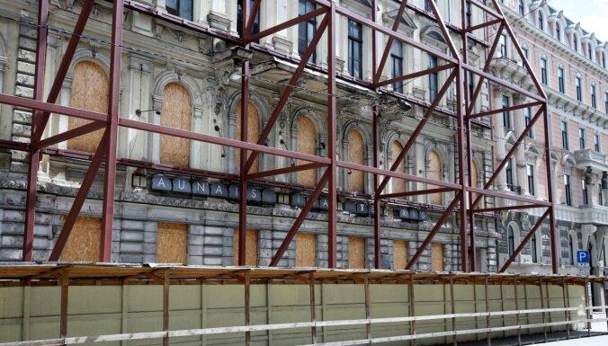 JRT ēkas būvdarbi notiks bez tehnoloģiskā pārtraukuma ziemā