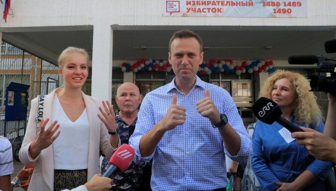 В Мосгордуму прошли около 20 оппозиционных кандидатов