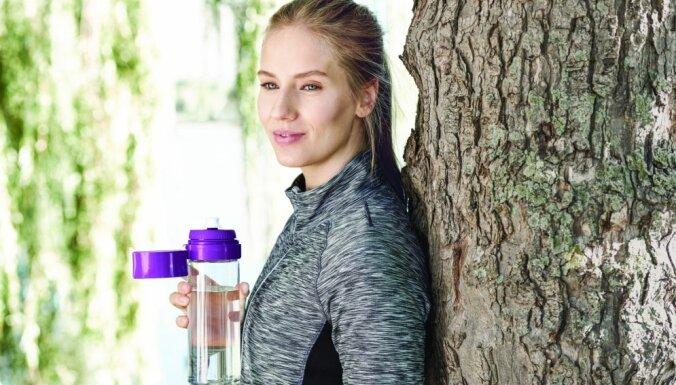Зачем каждый раз покупать новую бутылку воды, когда хочется пить