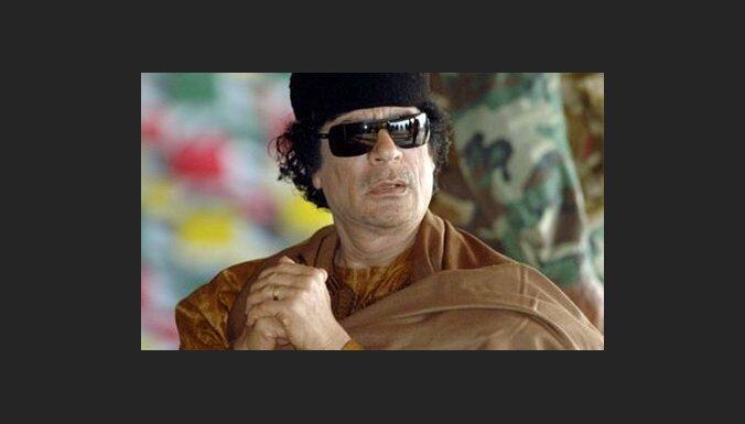 Heigs: Kadafi devies uz Venecuēlu