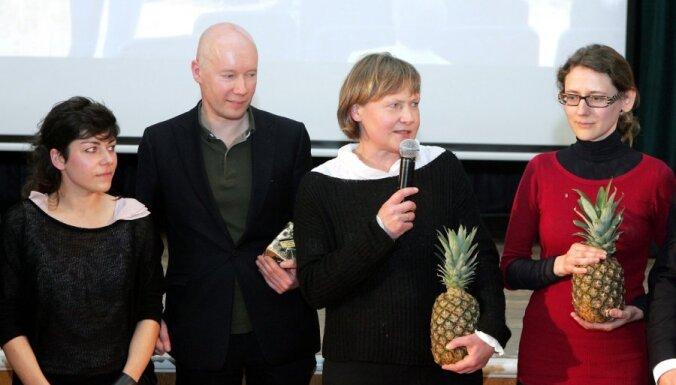 Pasniegta Arhitektūras gada balva 2011