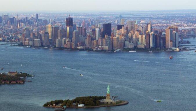 Оценены будущие людские потери Нью-Йорка от жары и засухи
