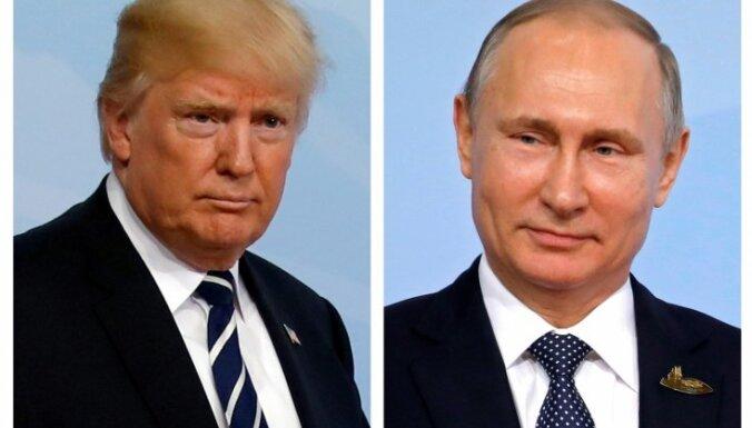 Bijušie ASV izlūkdienestu vadītāji kritizē Trampu par ticēšanu Putinam
