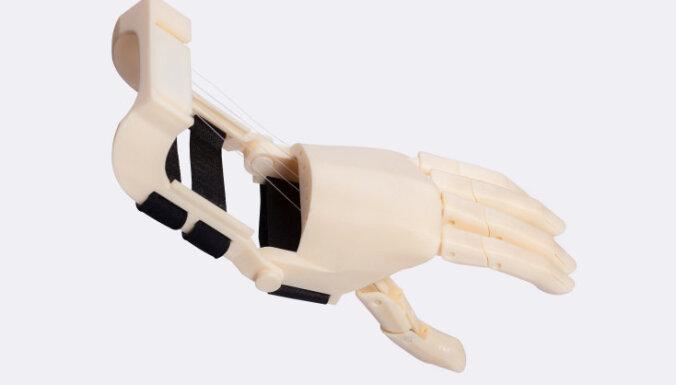 3D drukas celmlauži drukā ortozes un palīdz skolās apgūt modelēšanu