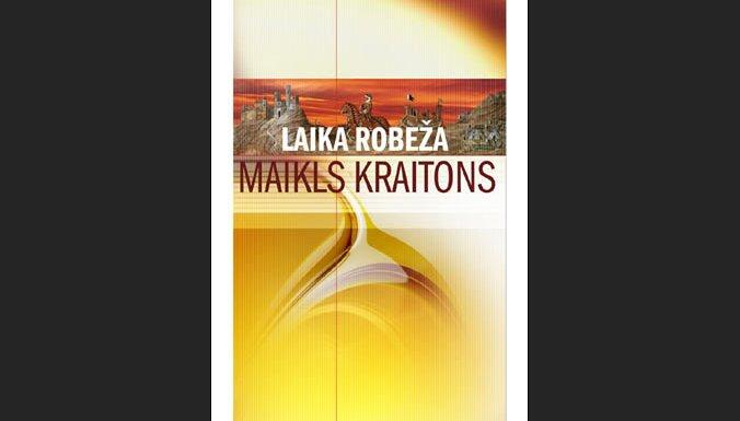 Maikls Kraitons 'Laika robeža'