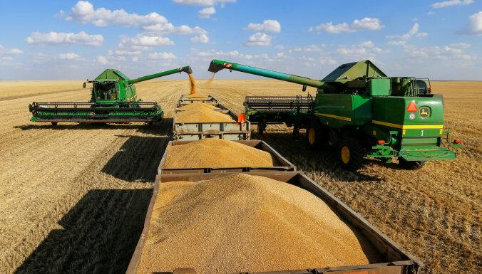 Covid-19: Kazahi nosaka kviešu eksporta kvotas