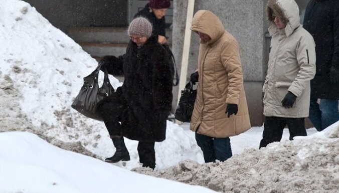 В России повысились пенсии