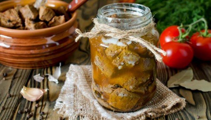 Пошаговый рецепт: как приготовить домашние мясные консервы