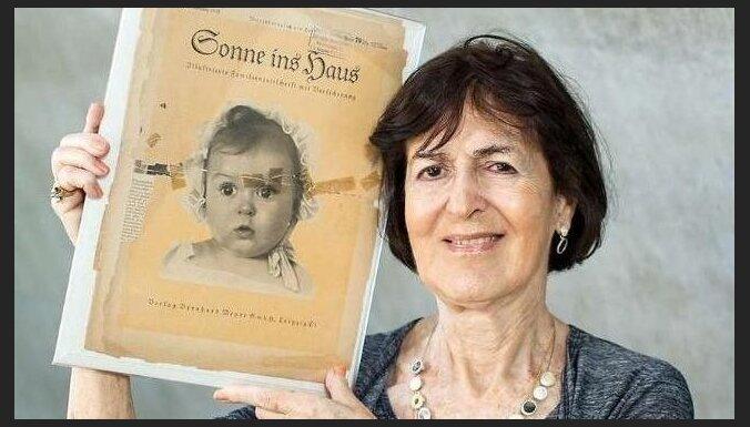 Patiess stāsts: ebrejiete no Latvijas – āriešu bērna ideāls