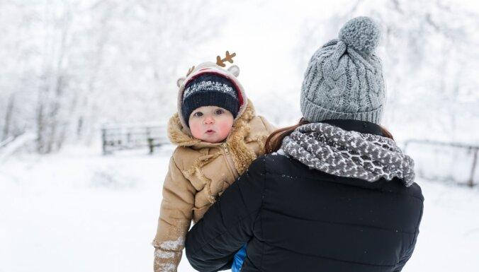 В ночь на пятницу подморозило до -16 градусов, днем ожидается снегопад и солнце