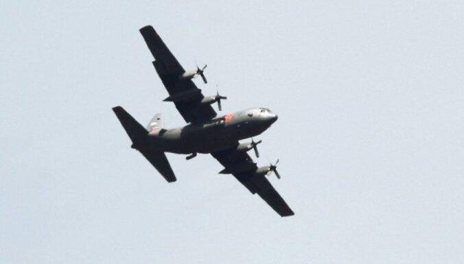 Latvijas robežas tuvumā konstatēta Krievijas lidmašīna