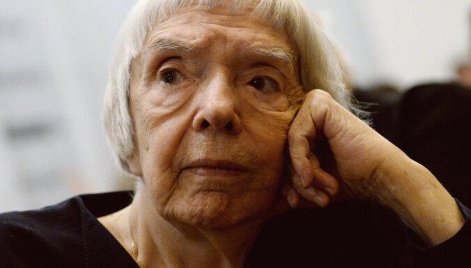 В Москве умерла правозащитница Людмила Алексеева