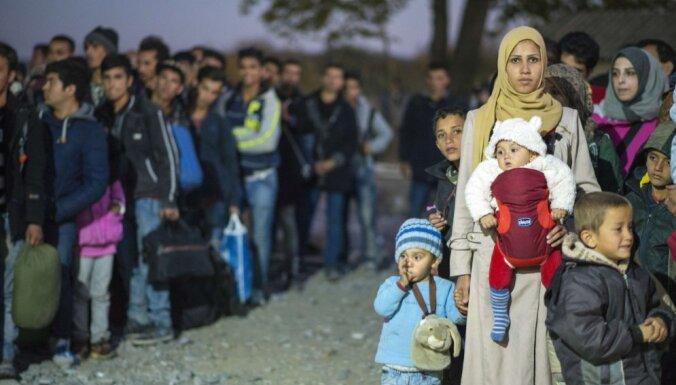 ООН: Латвии, возможно, придется принять больше чем 531 беженца