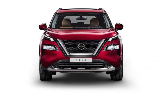 Eiropā jaunais 'Nissan X-Trail' ieradīsies nākamajā vasarā